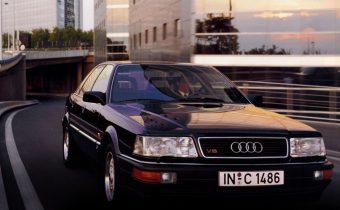 Audi V8 : quand l'échec conduit au succès.