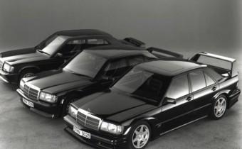 Mercedes 190 E 2.3-16 et 2.5-16: en attendant AMG !