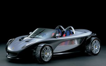 Lotus 340 R : une voiture de course pour la route !
