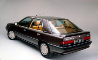 Renault 25 V6 Turbo Baccara : le nec plus ultra !