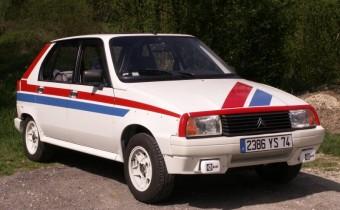 Citroën Visa II Chrono : sportive en série limitée
