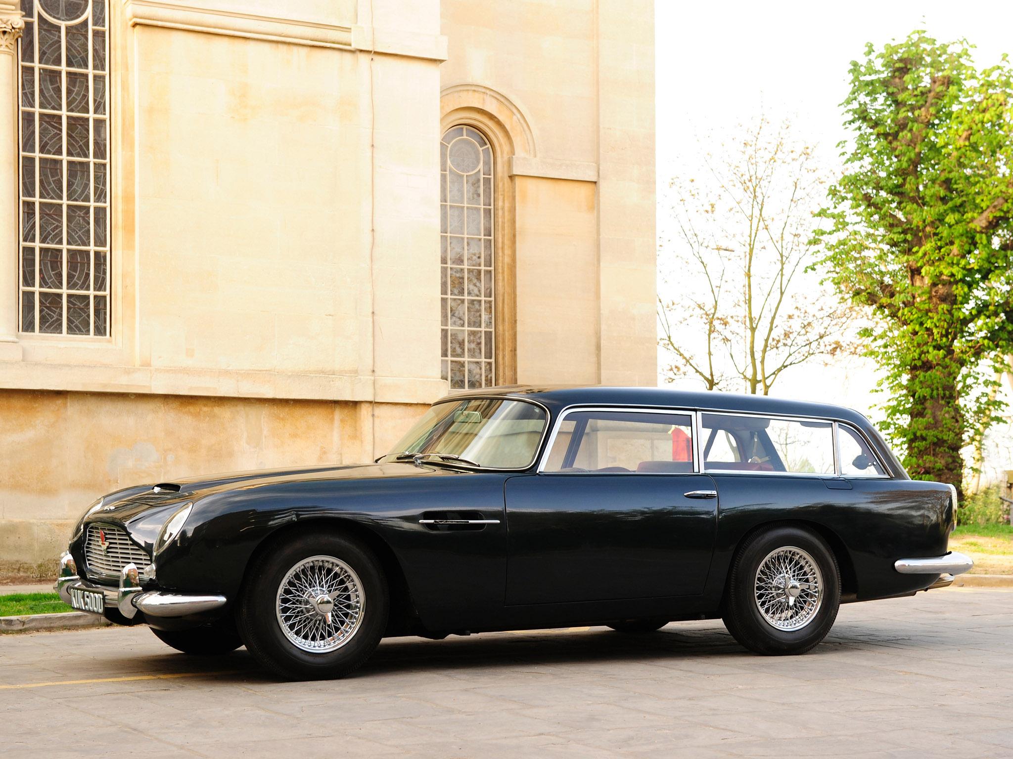 Aston Martin DB5 Shooting Brake : un graal inaccessible !
