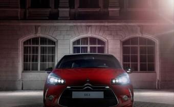 Nouvelle Citroën DS3 : des LEDS et puis c'est tout !