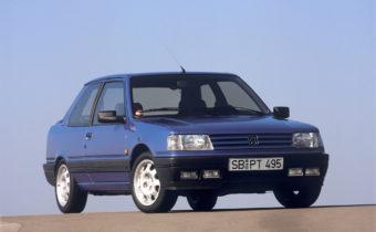 Peugeot 309 GTI 16 : la plus douée de sa génération.