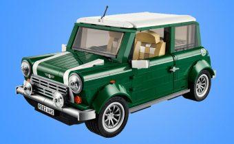 Lego Mini Cooper Mk VII : retour en enfance !