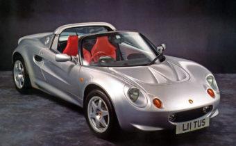 Lotus Elise S1 : retour aux sources !