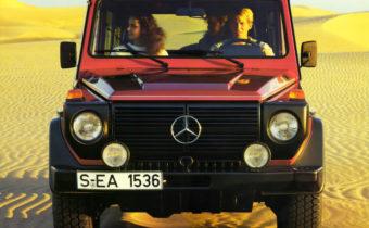 Mercedes Classe G : fait pour durer !