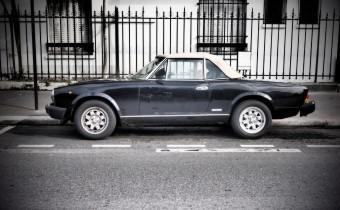 Fiat 124 Spider : je t'aime à l'italienne...