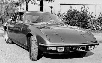 Monica 560 : l'éphémère tentative du haut de gamme à la française