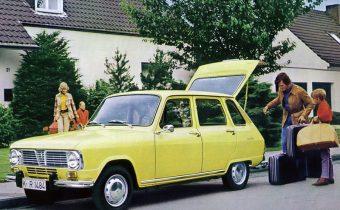 Renault 6 : la besogneuse !