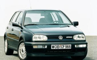 Volkswagen Golf III VR6 : l'habit ne fait pas le moine !