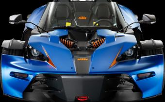 KTM X-Bow : l'auto façon moto !