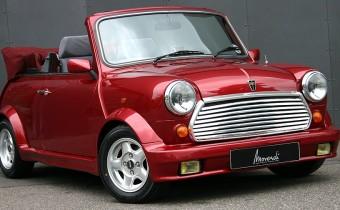 """Rover Mini Cabriolet """"officielle"""" : une drôle de copie !"""