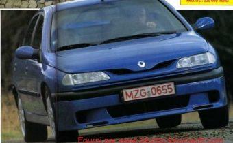Renault Laguna Biturbo : la petite soeur de chez Hartge