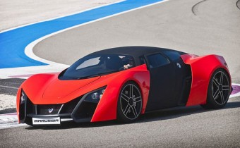 Marussia: le crash de la supercar low cost