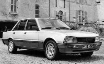 Peugeot 505 Turbo Injection : en attendant l'offensive 205