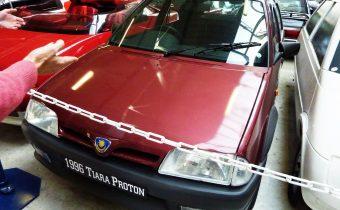 Proton Tiara : l'AX du bout du monde !