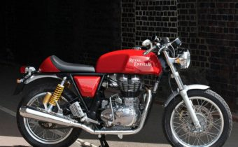 Royal Enfield : l'iconique moto indienne !