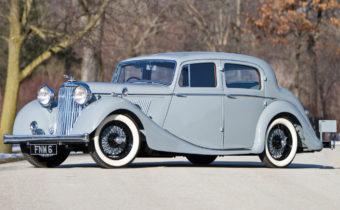 Jaguar Mk IV 1 1/2 litre : la première Jag'