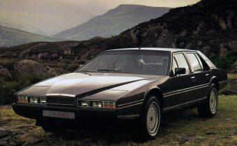 Aston Martin Lagonda : tout simplement un ovni automobile