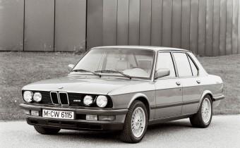 """BMW M535i et M5 """"E28"""" : deux M dans une même gamme !"""