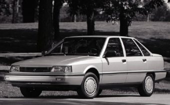 Renault Medallion : la dernière Renault yankee