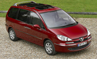 Peugeot 807 / Citroën C8 : ça y est, c'est fini !