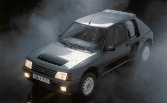 """Peugeot 205 Turbo 16 """"série 200"""" : le mythe à portée de main !"""