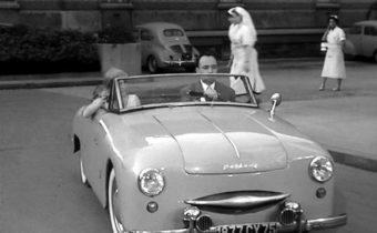Panhard Dyna Junior : roadster minimaliste