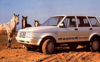 Rayton Fissore Magnum : le SUV de luxe un temps trop tôt