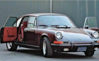 Porsche 911 S Troutman-Barnes : l'ancêtre de la Panamera