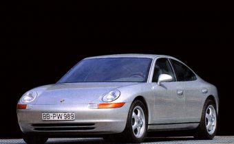 Porsche 989 : bien plus réussie que la Panamera