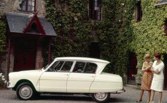 Citroën Ami 6 : la pièce manquante entre 2CV et DS !