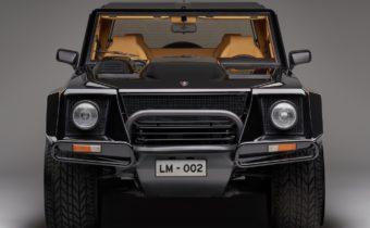 """Lamborghini LM002 : le """"Rambo Lambo"""""""
