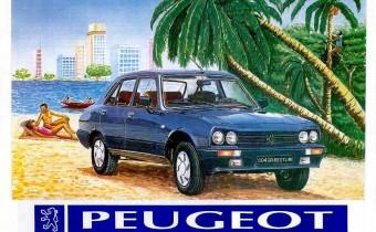 Peugeot 504 : sa seconde vie au Nigeria