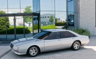 Ferrari Pinin : deux portes de trop !!!