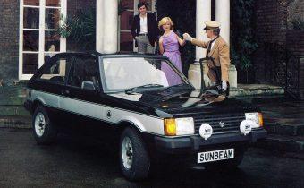 Talbot Sunbeam Lotus: la petite sportive mal aimée