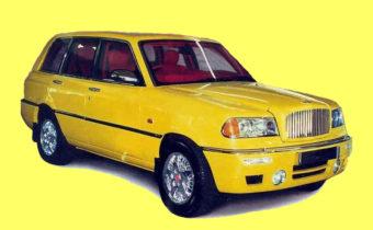 Bentley Dominator : le premier SUV de Crewe