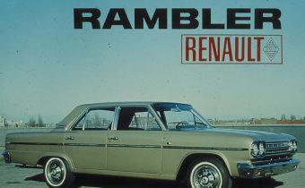 Renault Rambler : match perdu face à la DS !