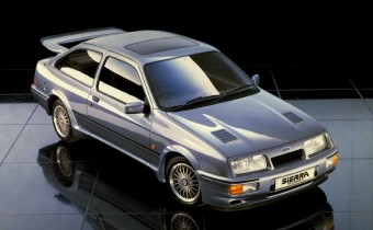 Ford Sierra RS Cosworth : la familiale bodybuildée