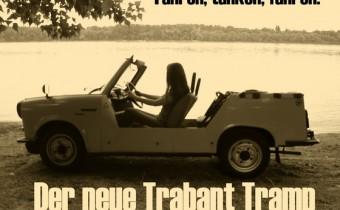 Trabant 601 Tramp : la Méhari est-allemande