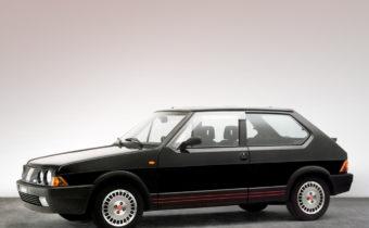 Fiat Ritmo Abarth 130 TC : tête au carré, mais avec un moteur !