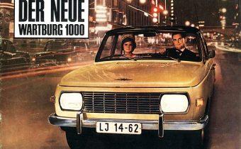Wartburg 353: l'autre voiture de RDA