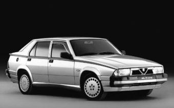 Alfa Romeo 75 6V : des relents de 60's dans une caisse 80's... et un Busso au milieu