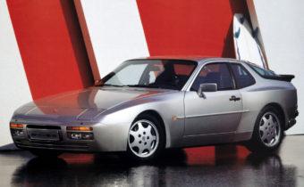 Porsche 944 : la Porsche des années 80 !