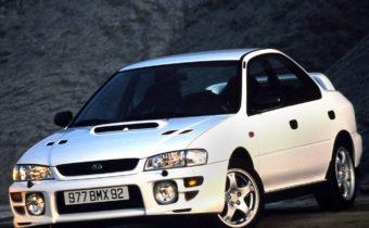 Impreza GT Turbo : l'étoile de Subaru !