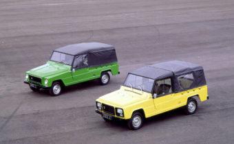 Renault Rodéo 4 et 6 : les losanges made by Teilhol