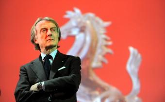 Luca di Montezemolo démissionne de chez Ferrari !