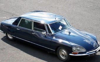 Citroën DS Lorraine Chapron : la DS façon tricorps