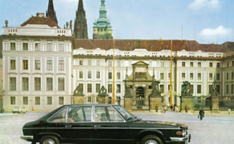 Tatra T613 : la belle praguoise !
